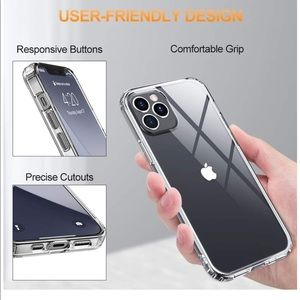 Other - Compatible with iPhone 12 Pro Case and iPhone 12